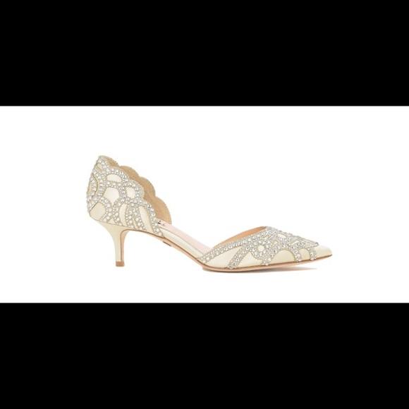 56e04da505 Badgley Mischka Shoes | Ginny Pointed Toe Dorsay Shoe | Poshmark